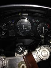 黒傘さんのCBR1100XX インテリア画像
