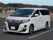 TOURER-Vさんの愛車:トヨタ アルファード