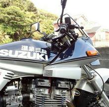 温泉ライダーやまちゃんさんのGSX1100S KATANA (カタナ) 左サイド画像