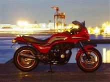 髙橋さんさんのGPZ1100F 左サイド画像