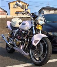 ぐちみぞさんのXJR400 メイン画像