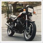 プライベートパワーさんのGPZ400F-II