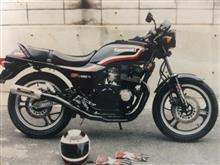 プライベートパワーさんのGPZ400F-II 左サイド画像