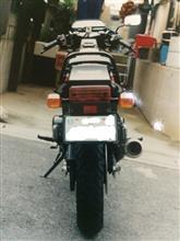 プライベートパワーさんのGPZ400F-II リア画像