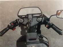 プライベートパワーさんのGPZ400F-II インテリア画像
