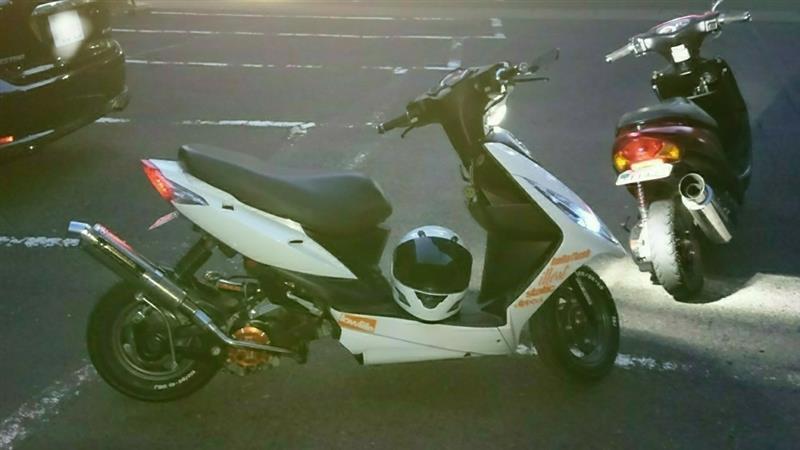 キムコ VJR125i