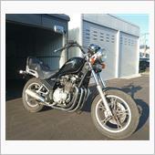 竹爺さんのGSX550L
