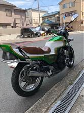kntparaさんのジェイド(バイク) 左サイド画像