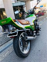 kntparaさんのジェイド(バイク) リア画像