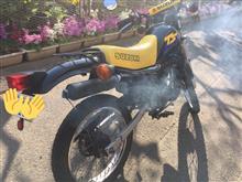 MAX!さんのハスラー50(TS50) リア画像