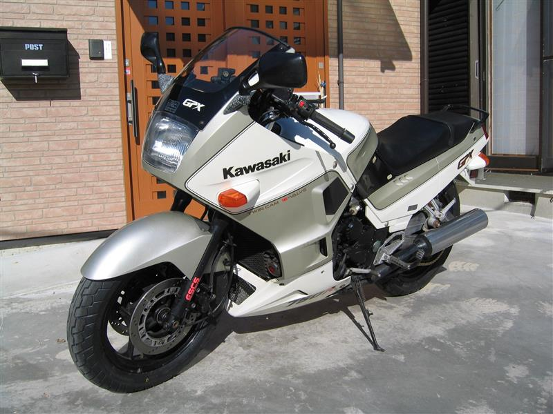 GPX750R(カワサキ) | jf2ucxの愛...