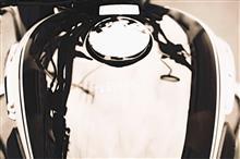 クラスニーさんのW800 インテリア画像