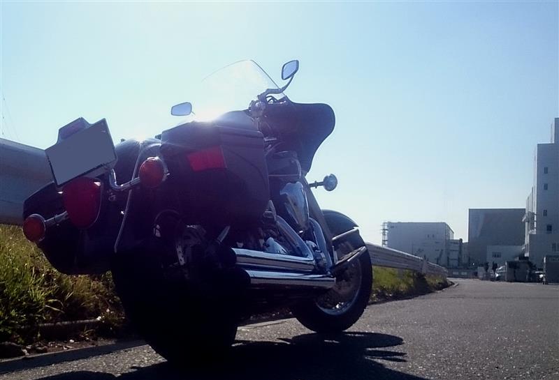 ヤマハ XV1600ロードスター