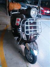 ゆた吉改さんのベスパ LX125ie メイン画像