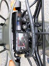 Norick.MさんのXLR250R防衛庁仕様車 リア画像