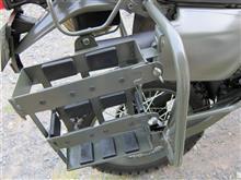Norick.MさんのXLR250R防衛庁仕様車 インテリア画像