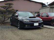 ブレーキ屋さんの愛車:スバル インプレッサ WRX STI