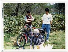 Dosan:5【どさんこ】さんのMOTO-BIKE MB1 左サイド画像