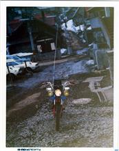 Dosan:5【どさんこ】さんのMOTO-BIKE MB1 リア画像