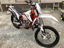 moto999改さんの350 EXC-F SIXDAYS メイン画像