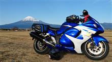 かしま☆さんの愛車:スズキ GSX1300R HAYABUSA (ハヤブサ)