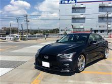 NOBU AUTO SERVICEさんのQ50 インテリア画像