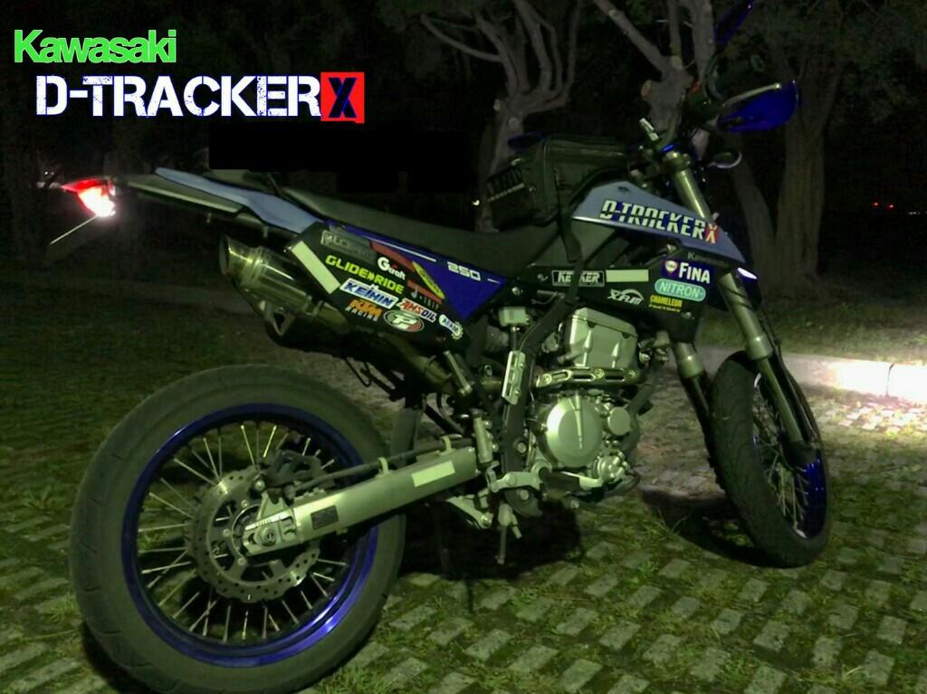 カワサキ D-TRACKER X