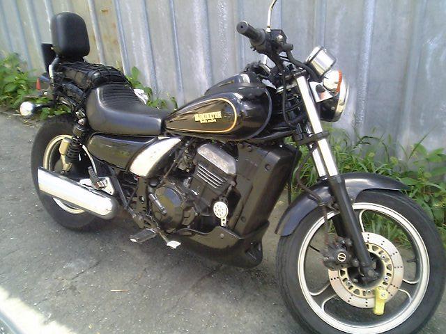 カワサキ エリミネーター250SE