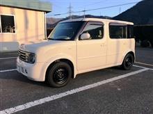 yanagidaさんの愛車:日産 キューブキュービック