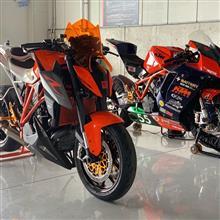gaku@KTM DUKE!!さんの1290 SUPER DUKE R メイン画像