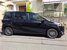 hossy7さんの愛車:トヨタ シエンタハイブリッド
