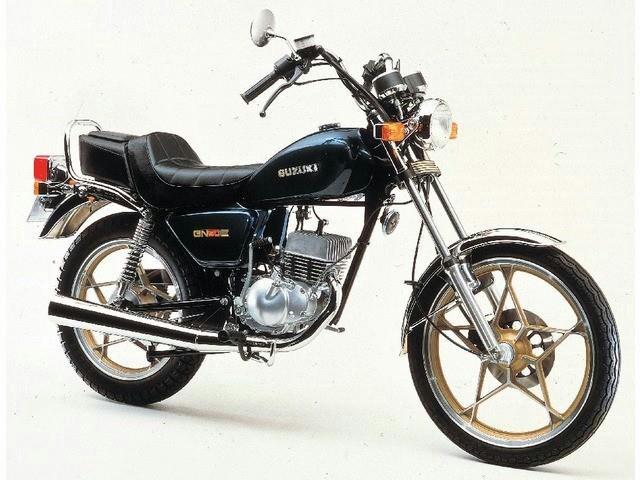 jojomuさんのGN50E