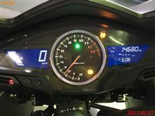 チル公さんのVFR800F インテリア画像