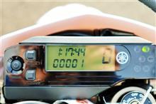 うめちさんのWR250X インテリア画像
