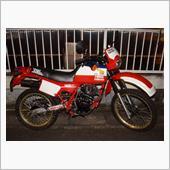 R-limited-HIJさんのXL125R パリダカール