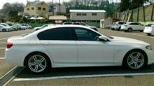 じーえすさんの愛車:BMW 5シリーズ セダン