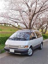 今津さんの愛車:トヨタ エスティマ