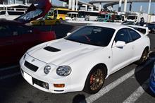 白のGT-4さんの愛車:トヨタ セリカ