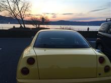 Ital_Yellowさんのクーペフィアット リア画像