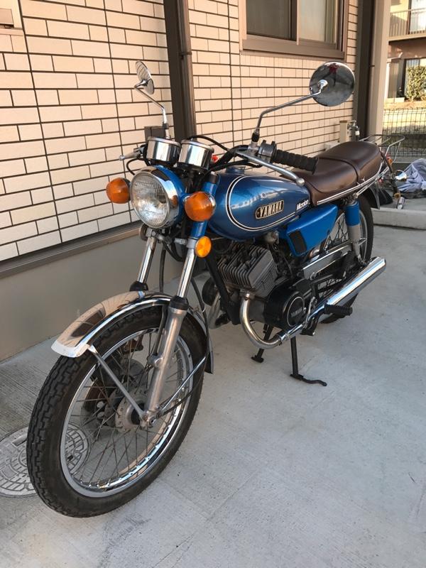 ヤマハ RD-125