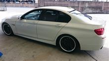 将軍様ダーさんの愛車:BMW 5シリーズ セダン