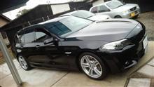 hi.liteさんの愛車:BMW 5シリーズ ツーリング