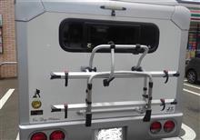 山歩喫茶さんのライトエーストラック リア画像