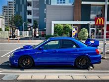 もーりー0212さんの愛車:スバル インプレッサ WRX STI