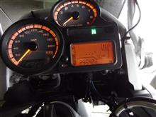 デリゾーさんのR1200GS アドベンチャー インテリア画像