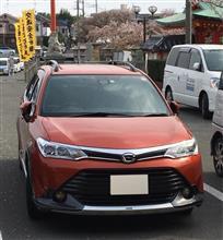 ORANGE.さんの愛車:トヨタ カローラフィールダー