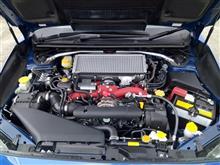 ビンロウジュさんの愛車:スバル WRX STI