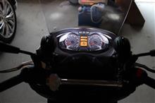 sanuki guyさんのバーグマン200 インテリア画像