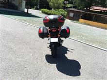 smarteggさんのCBR400R リア画像