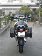 Taka (^.^)さんのR1150GS リア画像